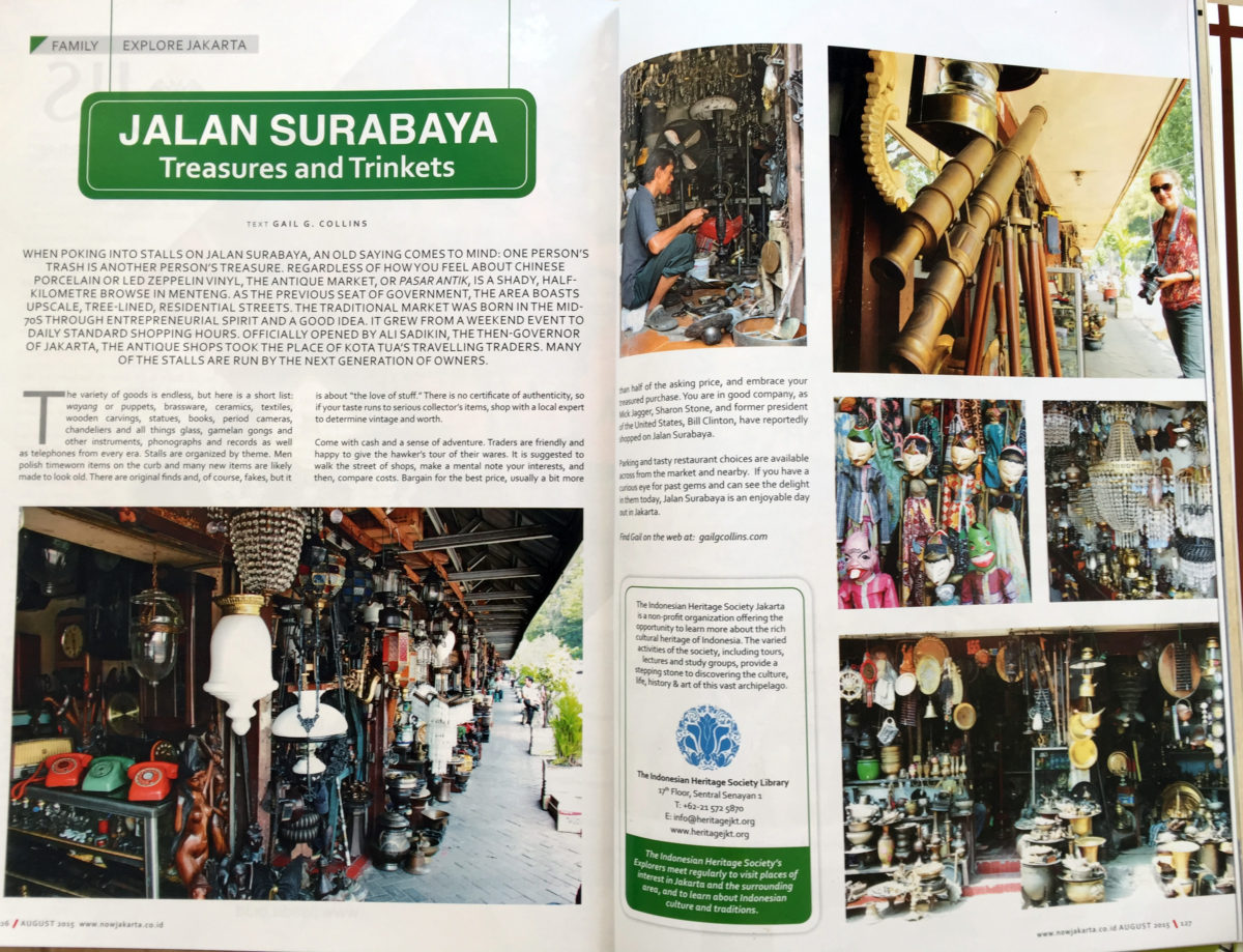 Jalan Surabaya—Treasures and Trinkets